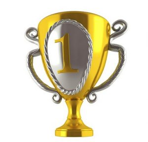 award winnen